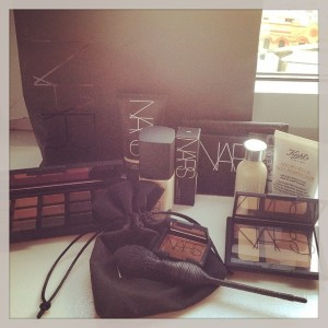Day #01 of Make Up Shopping in NYC