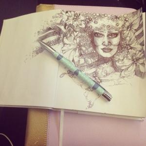 Natasha Dearden sketch