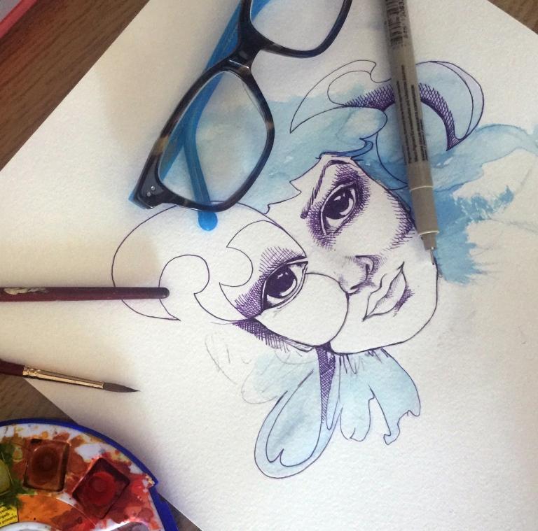 Chameleon Colour Tone Pens Natasha Dearden 1
