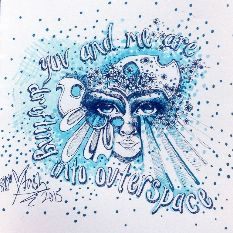 Coldplay-Lyrics-Illustration-Natasha-Dearden